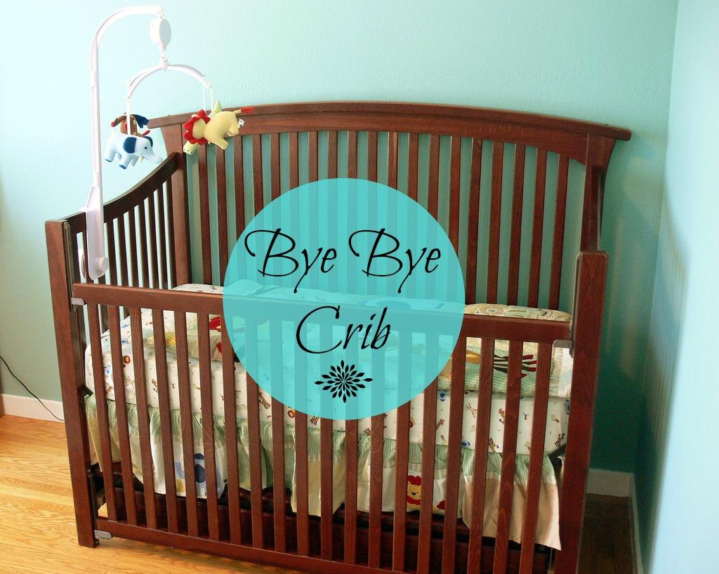 bye bye crib